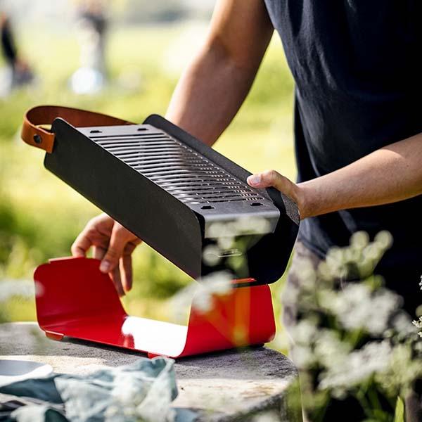 UNA Portable BBQ Grill