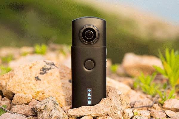 VRDL360 360-Degree VR Camera