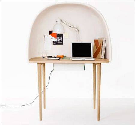 Rewrite Desk: A Private Workspace For Youself