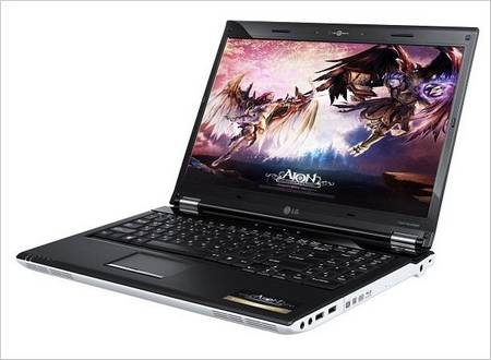 LG XNOTE R590 AION Edition For Fanatics of 3D Game