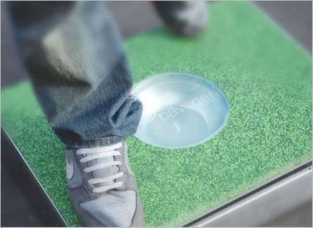 Generate Energy With Your Footsteps