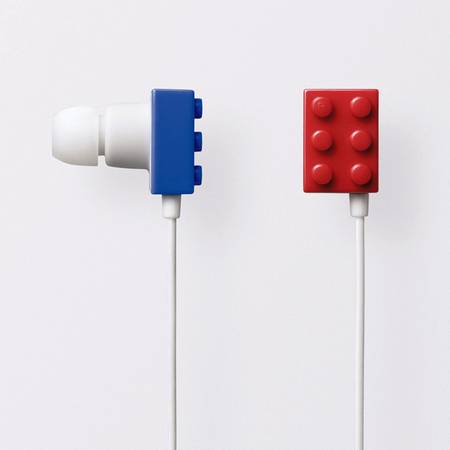 Sundries PLAYBRICK Sweet LEGO Earphone