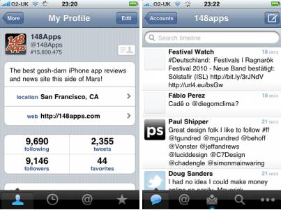 Tweetie 2 Now Available In the App Store
