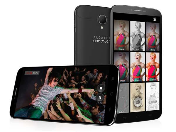 Alcatel OneTouch 2 Hero, Contact