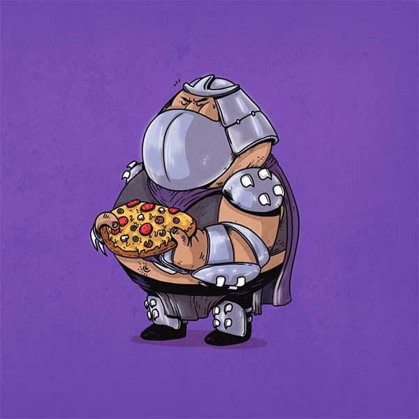 More Chunky Pop Culture Characters | Gadgetsin