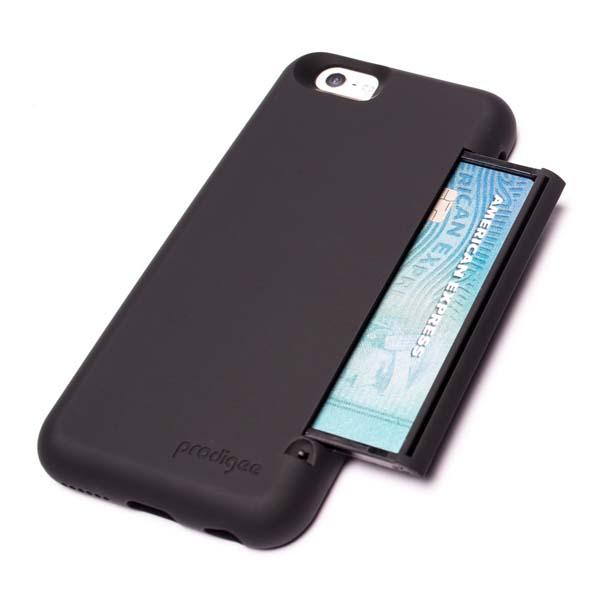 iphone credit card case prodigee undercover iphone 6 with card tray gadgetsin 3430