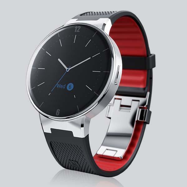 Alcatel OneTouch Smartwatch Announced | Gadgetsin