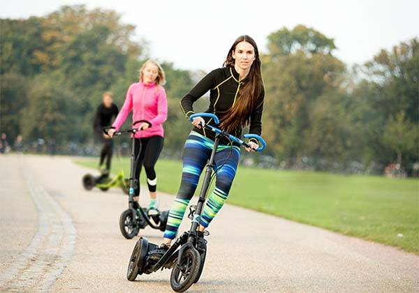 Me-Mover FIT is a Pretty Fun Exercise Machine on Wheels ...